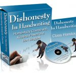 Dishonesty in Handwriting.  Is Trust Everything?