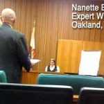 Nanette Barto gets Court Qualified as an Expert Witness