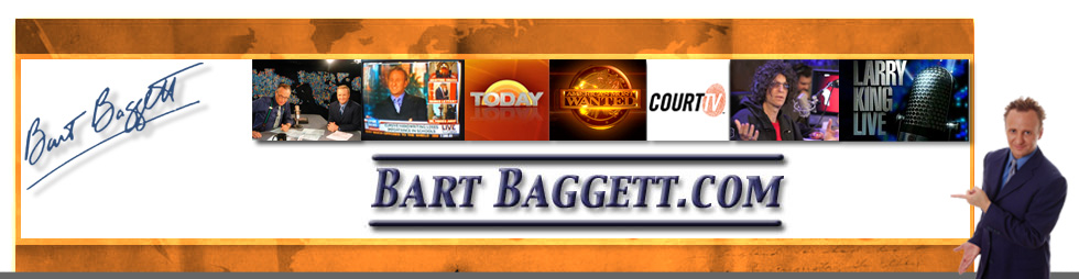 Bart Baggett's Official Blog