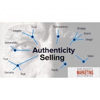 Selling With Authenticity