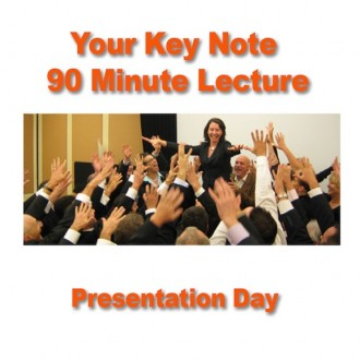 July Marketing Mastermind – Key Note Free Lecture. Foundations